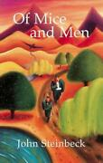 Of Mice And Men With Notes By Jim Taylor English Hardcover Book Free Shippin