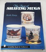 The Best Of Shaving Mugs Identification And Price Guide Book Keith Estep