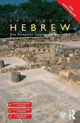 Colloquial Hebrew The Complete Course For Beginners By Zippi Lyttleton English