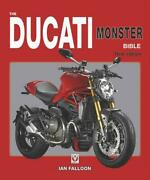 The Ducati Monster Bible New Updated And Revised Edition By Ian Falloon English