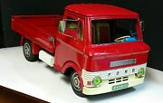 Vintage Collectible Ford Tinplate Toy Truck Tn Nomura Japan 19 Price Reduced