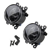 Auto Car Driving Fog Light Lamp Drl H11 Bulbs 55w Left And Right Side 2pack New