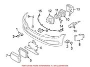 For Bmw Genuine Parking Aid Sensor Front Outer 66209306411