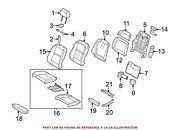 For Bmw Genuine Seat Cover Front 52109144692