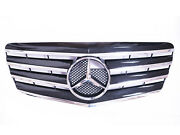 Front Sport Grill For E Class Grille 2007-2009 W211 Mercedes Benz - Cl Style