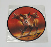 """The Rods You Keep Me Hanging On 7"""" Single Picture Disc - Ex"""