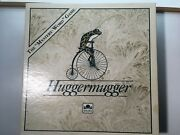 Huggermugger The Mystery Word Game 1989 Vintage, Complete