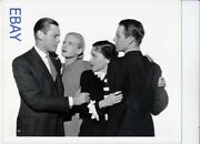 Louis Hayward Herbert Marshall By C.s. Bull The Flame Within Vintage Photo