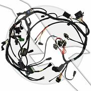 Omc Cobra And Volvo Penta Complete 7.4l 454 8.2l 502 Motor Engine Wiring Harness