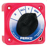 Perko 8511dp Compact Battery Switch