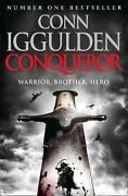 Conqueror By Conn Iggulden English Paperback Book Free Shipping