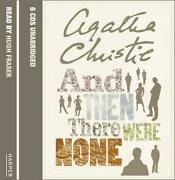 And Then There Were None By Agatha Christie English Compact Disc Book Free Shi