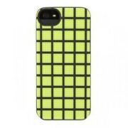 Griffin Gb35949 Meshups Hard Shell Case For Iphone 5/5s - Lime / Grey Trim