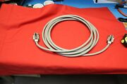 Genuine Hp Hpib Gpib Cable 6 Meters Approx 19.5 Feet Long, Guaranteed Long