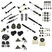 For Mercedes W114 W115 250c Steering Repair Kit And Mount Kit And Shock Absorbers
