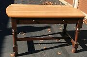 Butcher Block Kitchen Island Table 36 Wide 66 Long 36 High