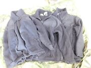 Lot Of 3 Us Military Polartec Cold Weather Shirt Size Small