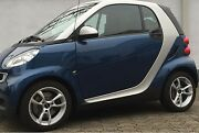Alloy Wheels Summer Oxxo Trias Smart Fortwo 451 Silver 15 Inch Continental