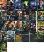 Torchwood Assorted Cards