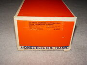 Lionel 8307 Southern Pacific Daylight Steam Locomotive Engine Tender