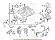 For Bmw Genuine Drive Motor Battery Pack Control Module 12328662295