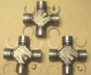 97 98 99 00 01 02 03 S10 Chevy Pick Up U Joints Set Of 3 Extended Cab Truck