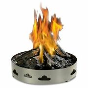 Custom Outdoor Fire Pit - Natural Gas Or Propane - 60000 Btu - Stainless Steel