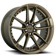 20 Staggered Niche M222 Dfs Bronze Wheels And Tires