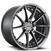 Set4 19 Niche M197 Sector Gloss Anthracite Wheels And Tires