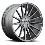4/set 20 Niche M157 Form Charcoal Wheels And Tires