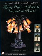 Great Art Glass Lamps , Duffner And Kimberly, Pairpoint And Handel