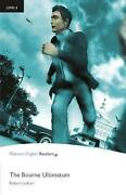 Bourne Ultimatum The Book And Mp3 Pack By Robert Ludlum English Hardcover Boo