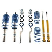 For Vw Beetle Golf Jetta Front And Rear Suspension Kit Bilstein Pss 47-124851