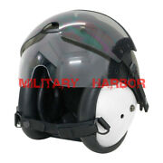 Hgu-84p Helicopter Pilot Helmet W/ Lens Airsoft Abs Replica White Free Shipping