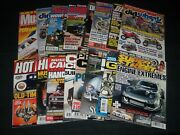 2000s Assorted Car And Motorcycle Magazines Lot Of 17 - Great Covers - P 1