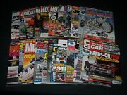 2000s Assorted Car And Motorcycle Magazines Lot Of 25 - Great Covers - P 3