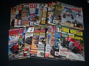 2000s Assorted Motorcycle Magazines Lot Of 25 - Great Covers And Photos - P 4
