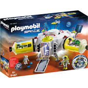Playmobil Space Mars Space Station With Figures And Accessories Playset - 9487
