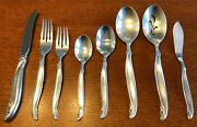 International Rogers 1847 Leilani Silverplate Flatware By The Piece Vintage