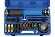 12 Tonne Hydraulic Slotted Bearing Bush Tool Use In Situ Spring Suspension Hgv