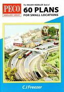 Peco 00 Gauge Railway Modeller Book Of 60 Small Locations Track Plans