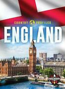 Country Profiles England By Amy Rechner English Hardcover Book Free Shipping
