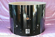 Sonor Force 3001 22 Black Lacquer Bass Drum Shell For Your Set Lot J552
