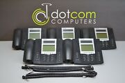 Aastra Telecom 6755i Voip 6755 Office Display Phone A1755-0131-10-01 Lot 5x