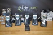 Avaya 7x Ip Dect 3711 Wireless Handsets 700430267 Bases Adapters 1x 3645 1x 3626