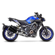 Yamaha Mt 09 Abs 850 2013 To 2016 Full System Exhaust Leovince Gp Duals