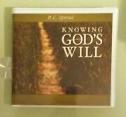 Rc Sproul  Knowing God's Will Gods Cd  2 Disc Set