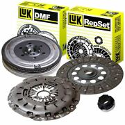 An Luk Dual Mass Flywheel And A Clutch Kit For Bmw 5 Series F11 Estate 525d