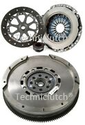 Dual Mass Flywheel Dmf And Complete Clutch Kit For Porsche 911 3.8 Carrera S