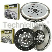 Luk 2 Part Clutch Kit And Luk Dmf For Volvo S80 Saloon 2.0 T